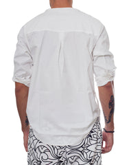 Bleach Project Crisp Pocket Shirt Back