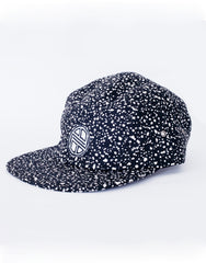 Nemis Night Sky Five Panel Hat on grey
