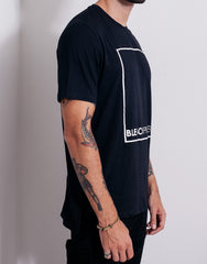 Bleach BP Square Tee Black Side