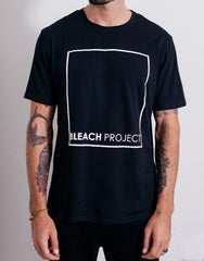 Bleach BP Square Tee Black Main