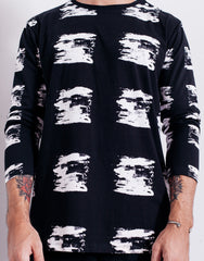 Bleach Brushes Long Sleeve Tee Front