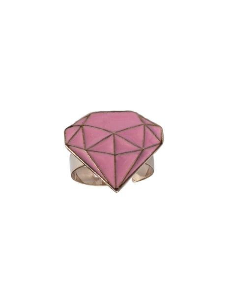 Diamond Ring Pink