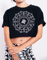 Dystopia Astro Sphere Crop Top Main