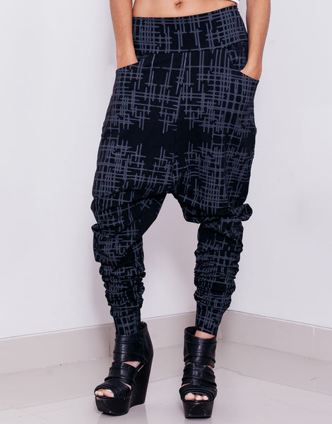 eleven44 Gridlock Low Crotch Pants