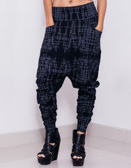 eleven44 Gridlock Low Crotch Pants Main
