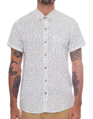 Naken White Anchor Vacay Shirt Front