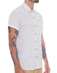 Naken White Anchor Vacay Shirt Side
