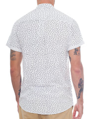 Naken White Anchor Vacay Shirt Back
