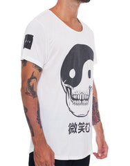 Naken Smile Tee Side