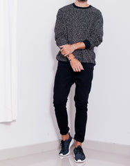 Nemis Night Sky Sweater Outfit 2