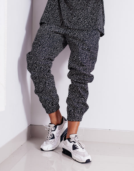 Nemis Night Sky Tapered Pants