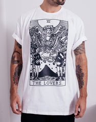 PANTAINANAS Lovers Tee White Main