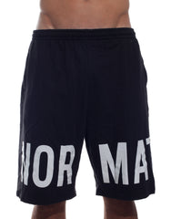 LMT Abnormal Shorts Black