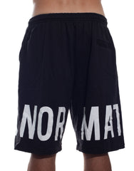 LMT Abnormal Shorts Black Back