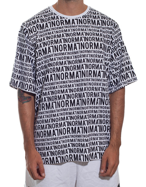 LMT Abnormal Tee White