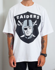 Usual Suspect Oversized Raiders Tee Main