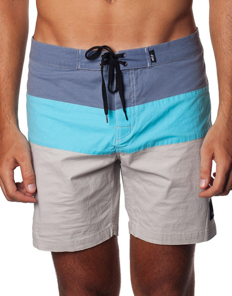 Xavier Short Blue
