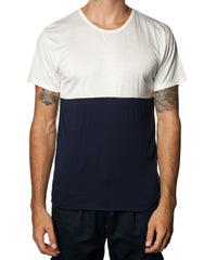 FRANKSLAND Color Block Tshirt - Adrian Tee by FRANKSLAND