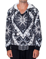 KTZ Astrological Hoodie Front