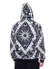 KTZ Astrological Hoodie Back