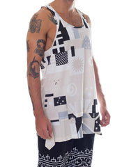 KTZ Apron Vest-Multi Flag Side