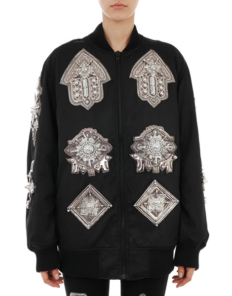 KTZ Berbere Jewel Patch Bomber Jacket