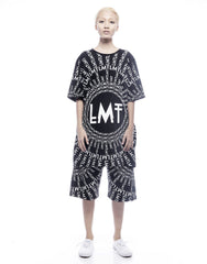 LMT Rhea Shorts Black Women Front