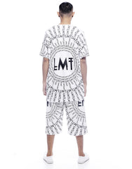 LMT Rhea Shorts White Back
