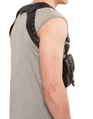 SKINGRAFT Leather Holster Black
