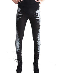 SKINGRAFT Twisted Lamb Leggings