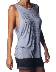 Capital Cities Singlet