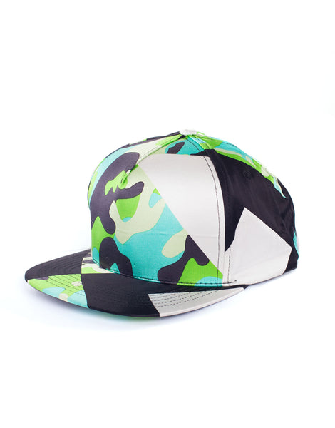 This Is A Love Song Camo Snapback