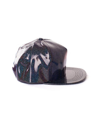 This Is A Love Song Glitter Snapback