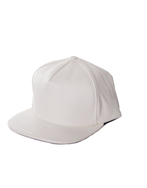 This Is A Love Song Leather Snap Back