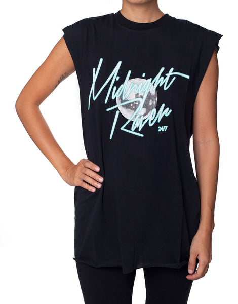 This Is A Love Song Midnight Raver Tank