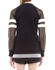 Skingraft Jersey Black Back