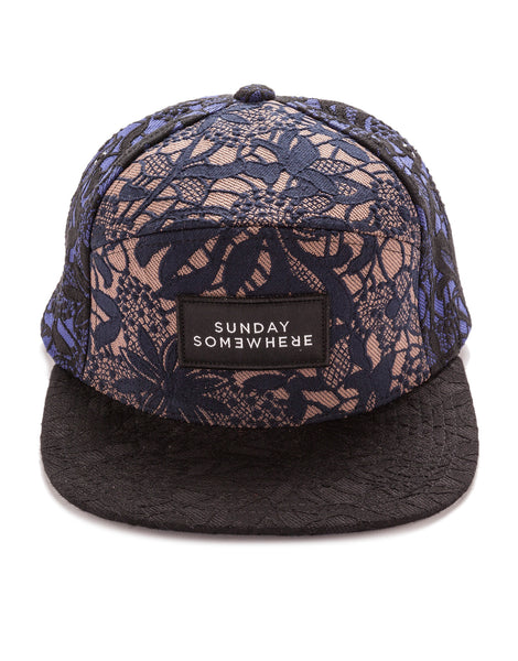 SUNDAY SOMEWHERE Lacey No. Six Panel Hat