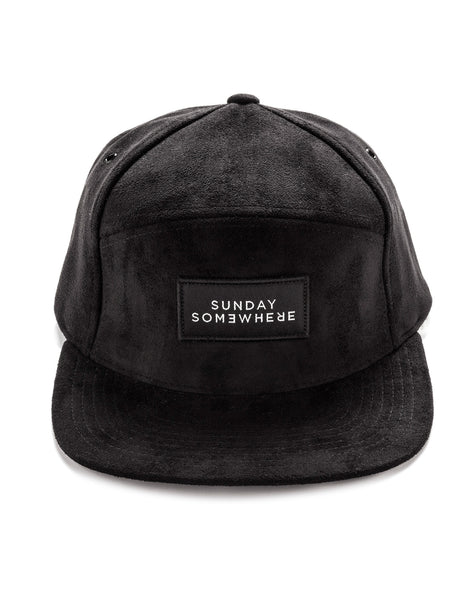SUNDAY SOMEWHERE Troppo Suede Six Panel Hat
