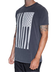 Usual Suspect Stars and Stripes Tee Left