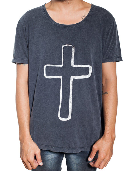 Usual Suspect Sketch Cross Tee
