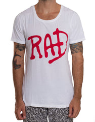 Usual Suspect Rad Tee Front