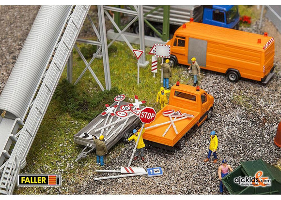 Faller H0 Scale Roads & Streets