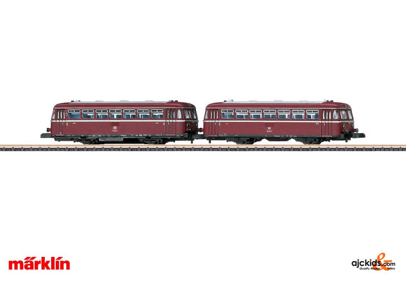 Marklin Z-Scale Powered Rail Cars
