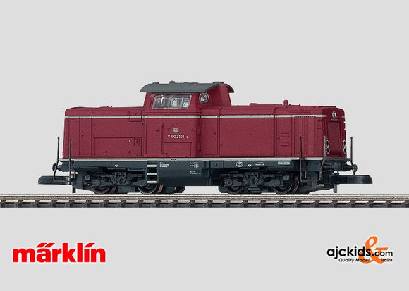 Marklin Z-Scale Diesel Engines