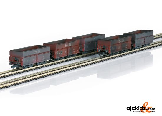Marklin Z-Scale Freight Cars