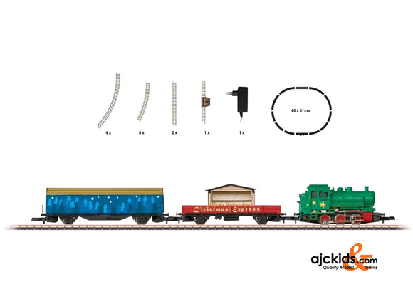 Marklin Z-Scale Starter Sets