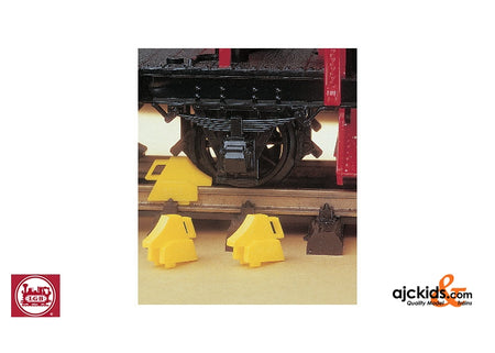 LGB 10250 - Wheel Blocks, 12 pieces