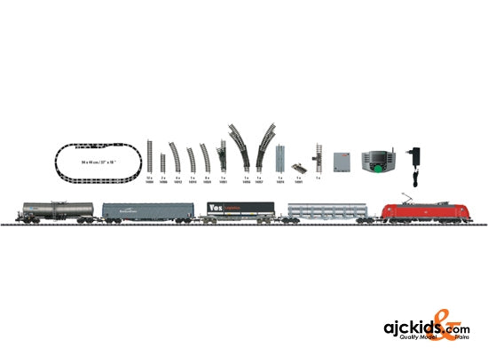 Trix 11138 - Freight Train Digital Starter Set