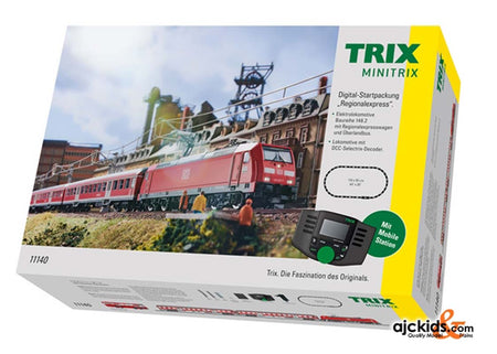 Trix 11140 - Regional Express Digital Starter Set