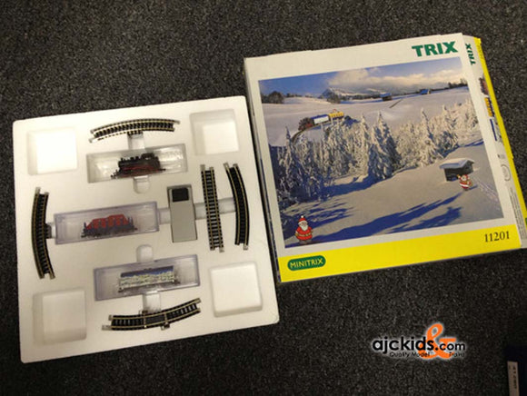 Trix 11201 - Christmas Fun Starter Set